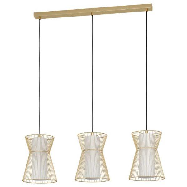 Maseta hanglamp - goudkleuren Eglo Hanglamp 99636-EGLO