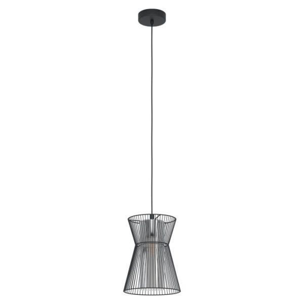 Maseta hanglamp - zwart Eglo Hanglamp 99633-EGLO