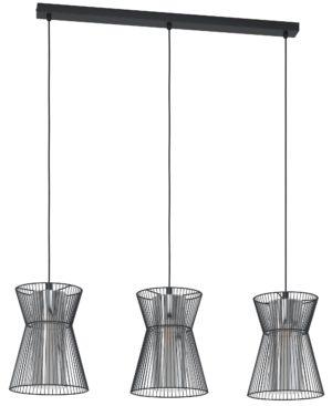 Maseta hanglamp - zwart Eglo Hanglamp 99634-EGLO