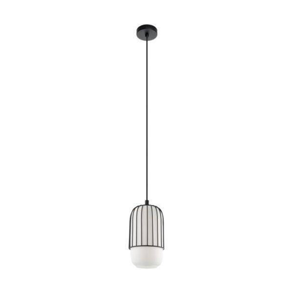 Muleges hanglamp - zwart Eglo Hanglamp 99618-EGLO