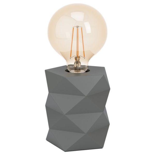Swarby tafellamp - grijs Eglo Tafellamp 98859-EGLO