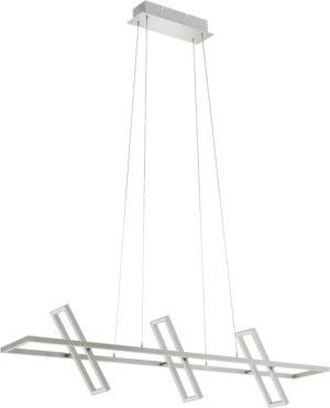 Tamasera hanglamp - nikkel-mat Eglo Hanglamp 96816-EGLO