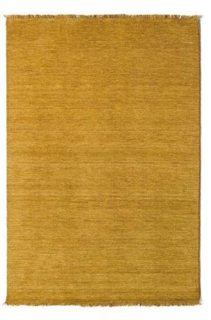 Lana Mosterd vloerkleed - 160x230 Eurogros Vloerkleed Lana Mosterd 160x230