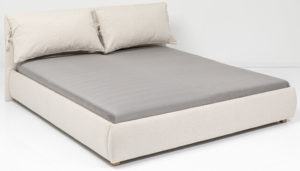 Ledikant Szenario Easy Cream 180x200 cm Kare Design Ledikant 86232