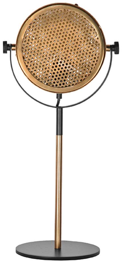 LABEL51 Tafellamp Muse - Goud - Metaal Goud Tafellamp