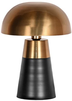 LABEL51 Tafellamp Toad - Goud - Metaal Goud Tafellamp