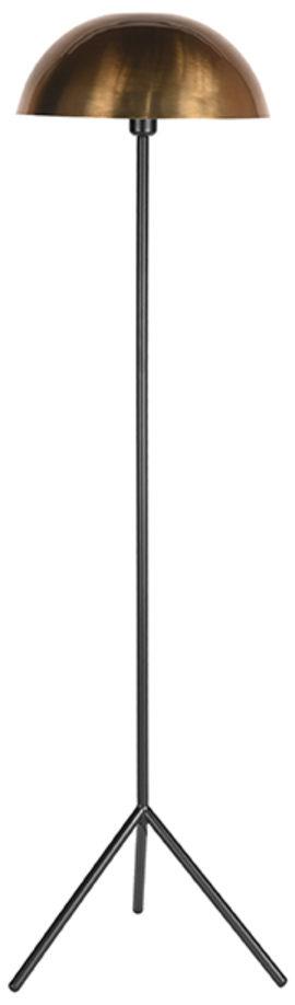 LABEL51 Vloerlamp Globe - Goud - Metaal Goud Vloerlamp