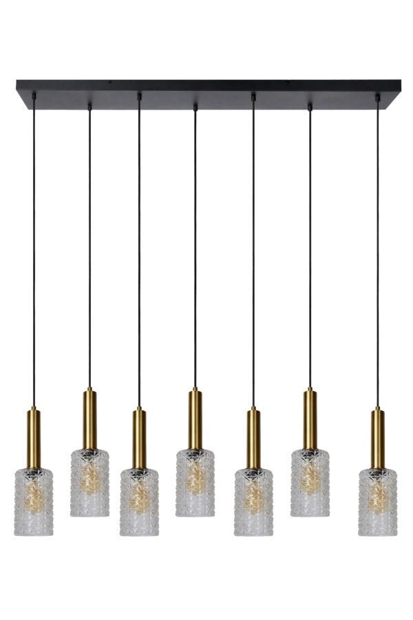 Coralie hanglamp - zwart Lucide Hanglamp 45498/07/02