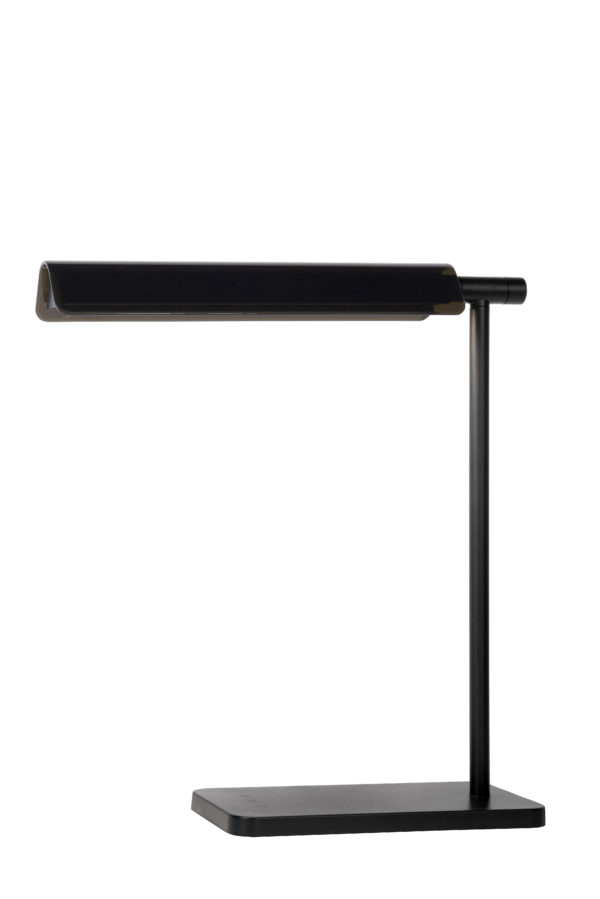 Levi bureaulamp - zwart Lucide Bureaulamp 18659/06/30