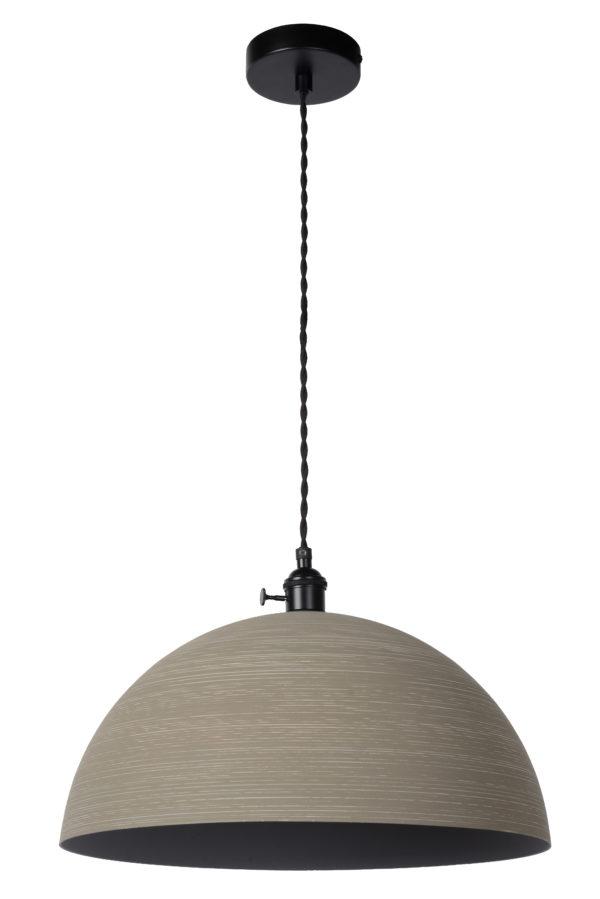 Marne hanglamp - mat goud / messing Lucide Hanglamp 30485/40/41