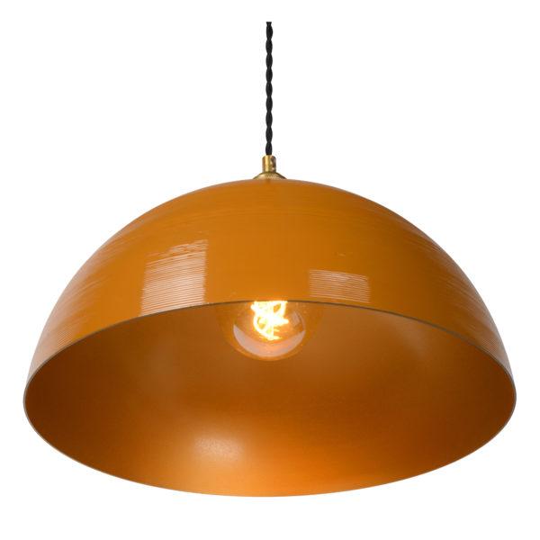 Marne hanglamp - mat goud / messing Lucide Hanglamp 30485/40/44