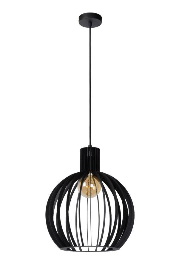 Mikaela hanglamp - zwart Lucide Hanglamp 73400/32/30