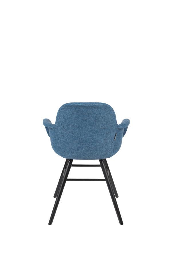 Armchair Albert Kuip Soft Blue Zuiver Armstoel ZVR1200211