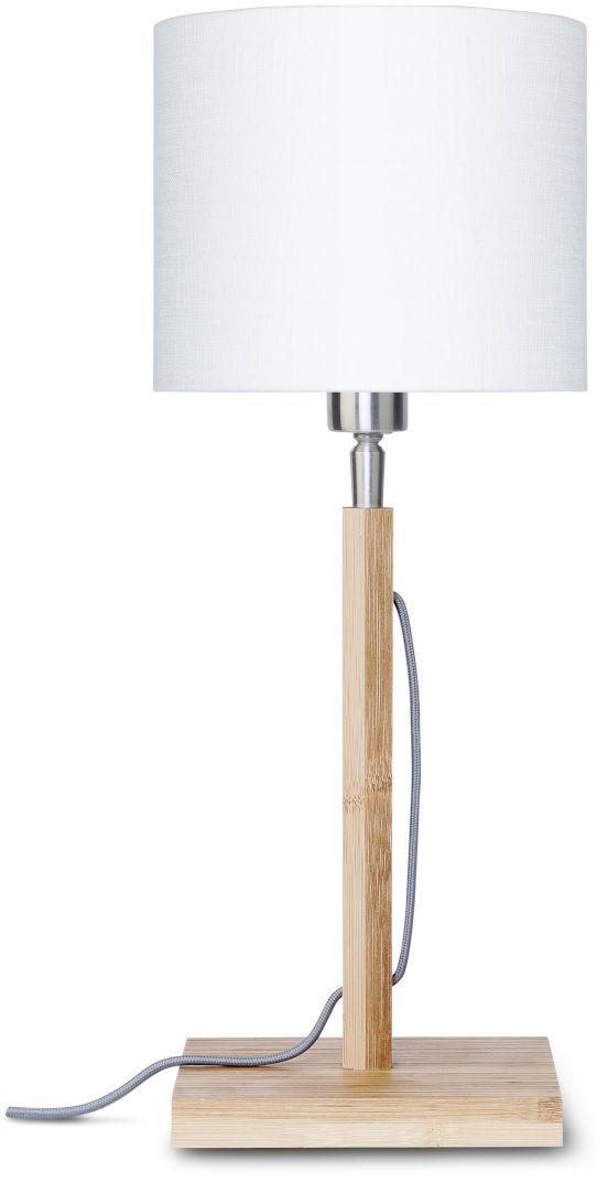 Onderstel tafellamp Fuji bamboe h.26cm, naturel it's about RoMi Tafellamp FUJI/T