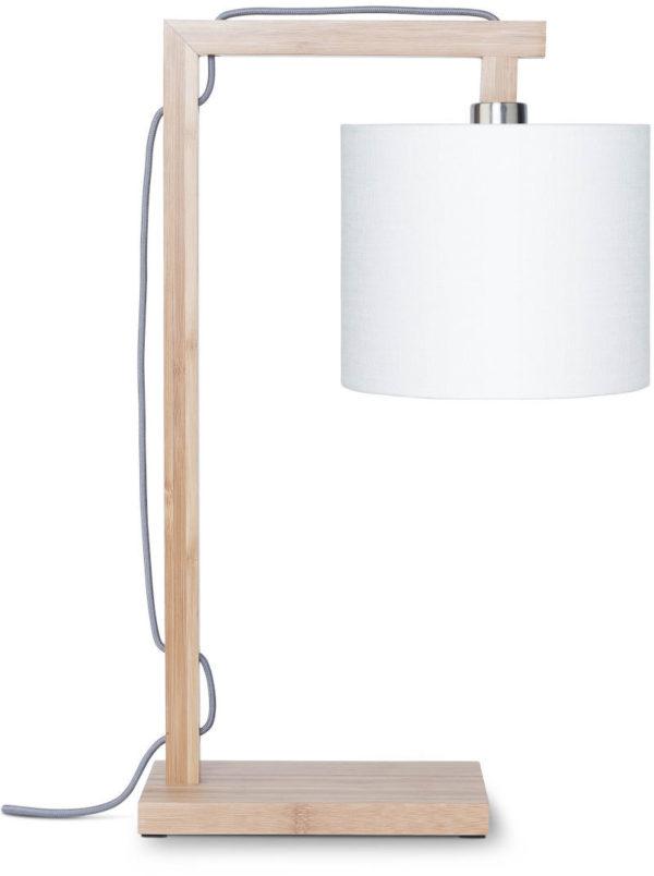 Onderstel tafellamp Himalaya bamboe h.47cm, naturel it's about RoMi Tafellamp HIMALAYA/T