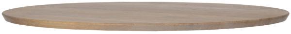 vtwonen Panel Round Tafelblad Eiken Oak Eettafel