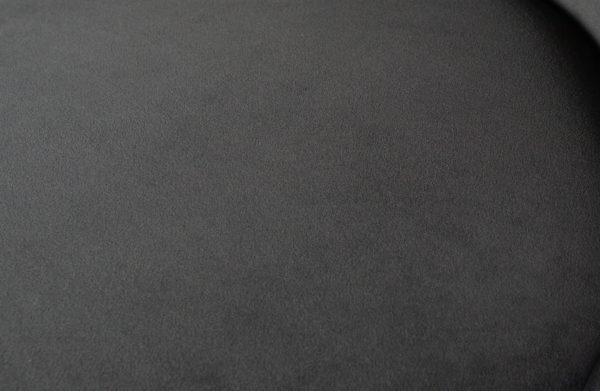 BePureHome Vogue 2-zitsbank Bankje Fluweel Zwart Black Bank