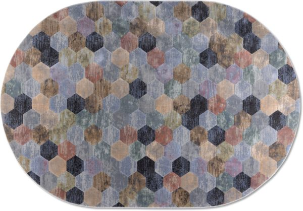 Feelings Blackburn (2626) vloerkleed 160x230 ovaal  Vloerkleed