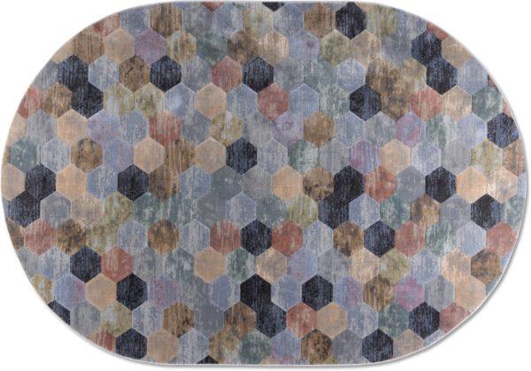 Feelings Blackburn (2626) vloerkleed 200x290 ovaal  Vloerkleed