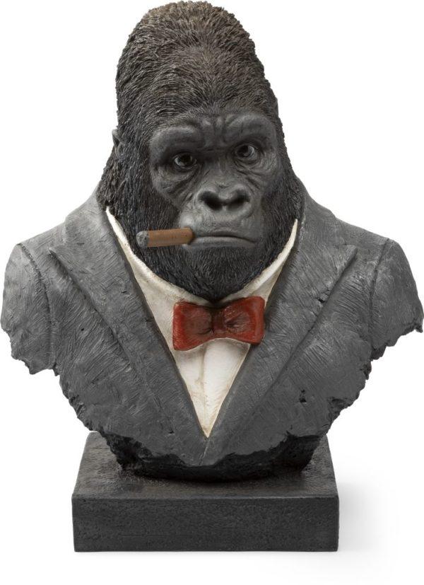 Feelings Gorilla rokend  Woonaccessoire