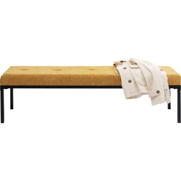 Bank Paco Mustard 150cm Kare Design Bank 86074