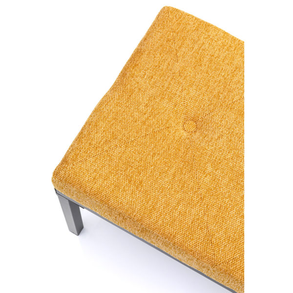 Bank Paco Mustard 90cm Kare Design Bank 86073