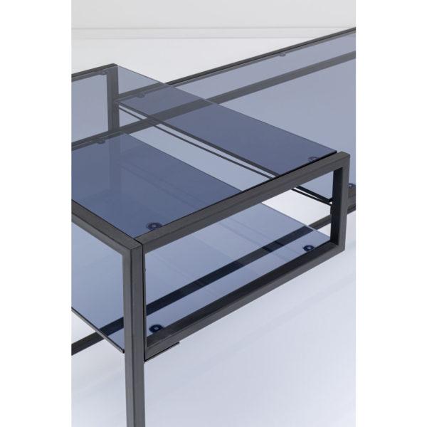 Bureau Loft Black 134x60cm Kare Design Bureau 86109