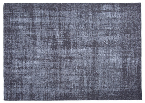 Livingfurn Vloerkleed Brix Simon Grey Anthracite 170 x 240 cm  Vloerkleed
