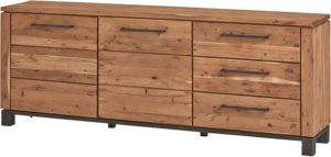 Dressoir 220 met 3 lades en 2 deuren - Dalby Collection Nijwie Dressoir DLB.CB.0002