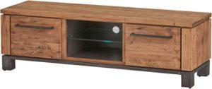 Tv dressoir 150 met 2 lades en 1 open vak - Dalby Collection Nijwie Dressoir DLB.CB.0004