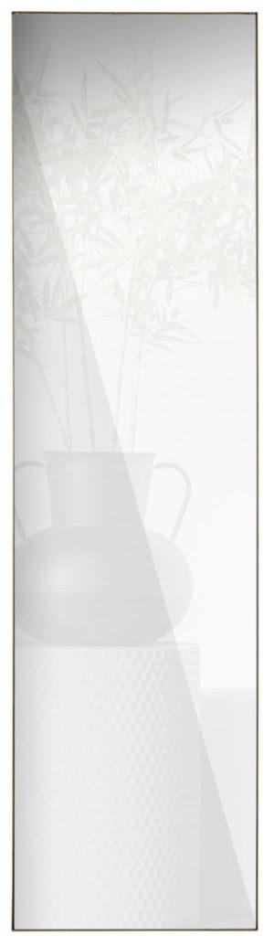WOOOD Doutzen Spiegel Metaal Goud 225x60cm Gold Woonaccessoire