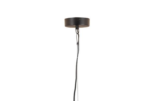 WOOOD Esila Hanglamp Metaal Zwart Black Lamp