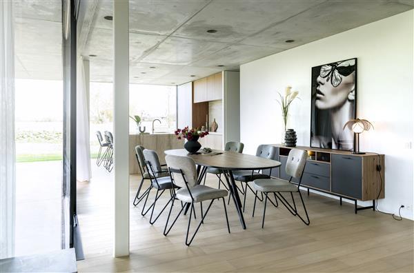 Xooon Torano eetkamertafel 180 x 110 cm  Eettafel