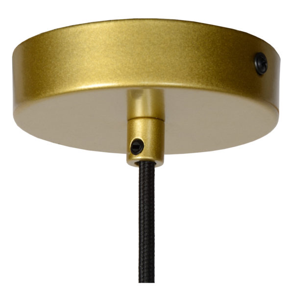 Diamond hanglamp - zwart Lucide Hanglamp 73407/63/02