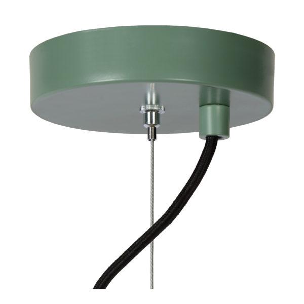 Elodie hanglamp - turkoois Lucide Hanglamp 45449/76/37