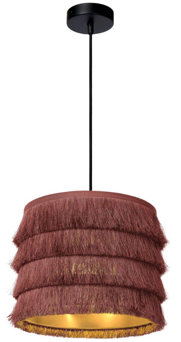 Extravaganza Togo hanglamp - zwart Lucide Hanglamp 10407/25/66