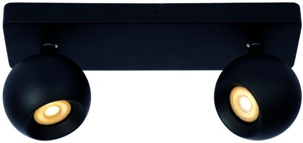 Favori plafondspot - zwart Lucide Plafondspot 09932/02/30