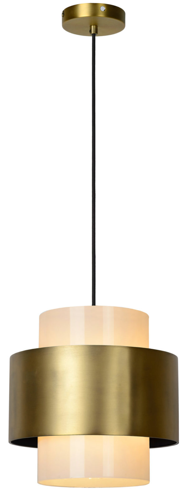 Firmin hanglamp - opaal Lucide Hanglamp 45497/30/02