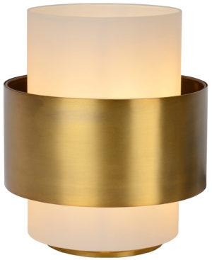 Firmin tafellamp - opaal Lucide Tafellamp 45597/20/02