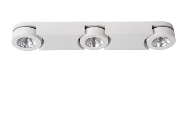 Mitrax-led plafondspot - wit Lucide Plafondspot 33158/15/31