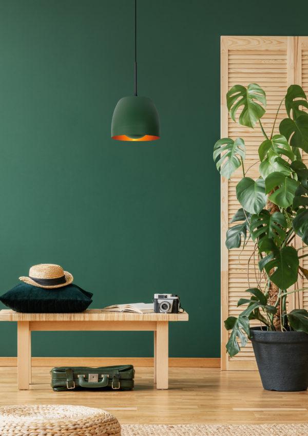 Nolan hanglamp - groen Lucide Hanglamp 30488/01/33