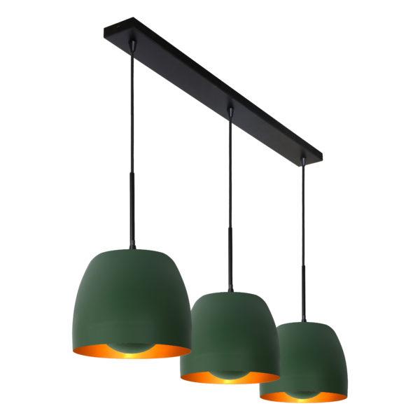 Nolan hanglamp - groen Lucide Hanglamp 30488/03/33