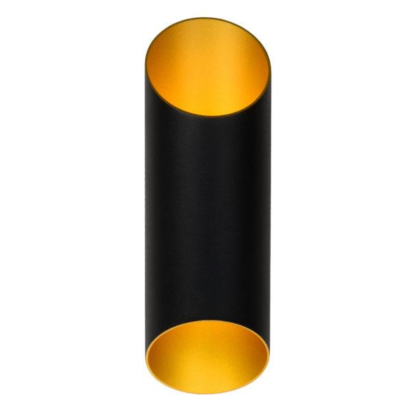 Quirijn wandlamp - mat goud / messing Lucide Wandlamp 09233/01/30