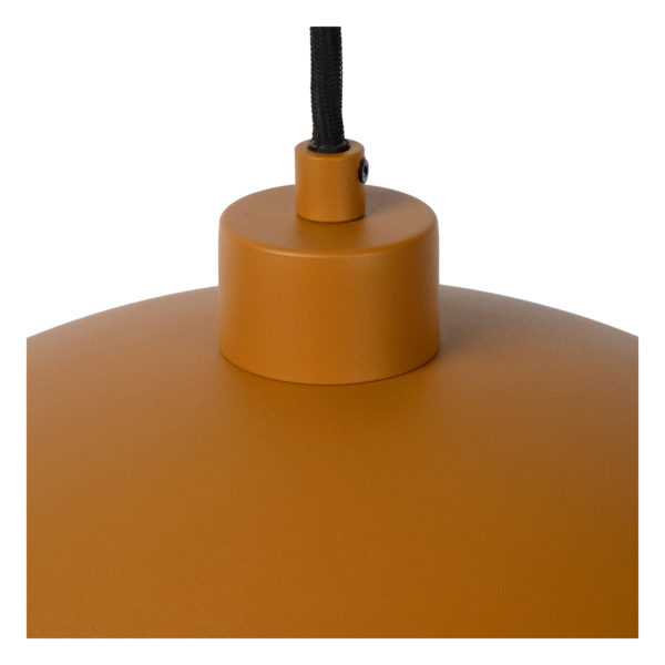 Siemon hanglamp - okergeel Lucide Hanglamp 45496/01/44