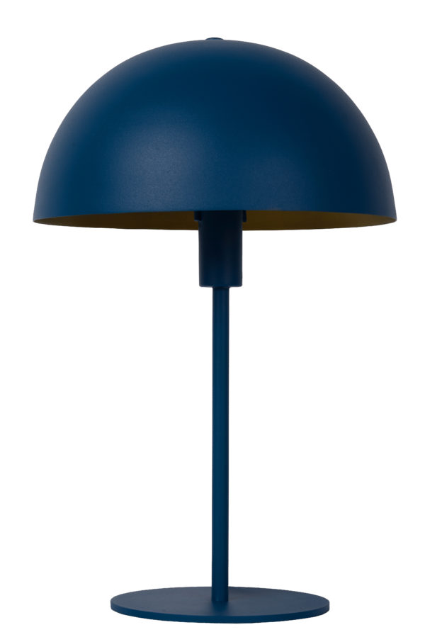 Siemon tafellamp - blauw Lucide Tafellamp 45596/01/35