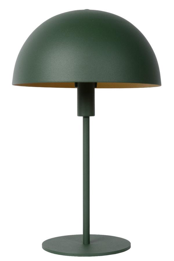 Siemon tafellamp - groen Lucide Tafellamp 45596/01/33