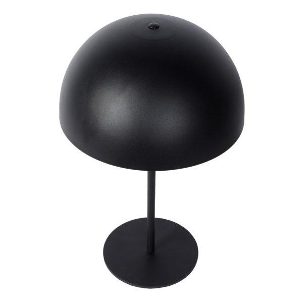 Siemon tafellamp - zwart Lucide Tafellamp 45596/01/30