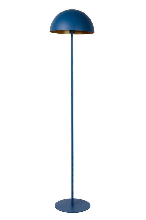 Siemon vloerlamp - blauw Lucide Vloerlamp 45796/01/35