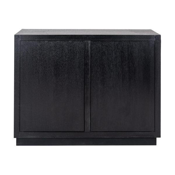 Richmond Interiors Dressoir Oakura 2-deuren (Black) Black Dressoir