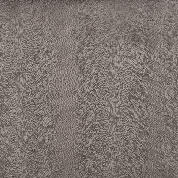 Richmond Interiors Stoel Tabitha feather stone / stone velvet fire retardant (Feather Velvet Stone HD001) Feather Velvet Stone HD001 Eetkamerstoel